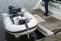 EXCEL VIRAGO 310 Inflatable Boat