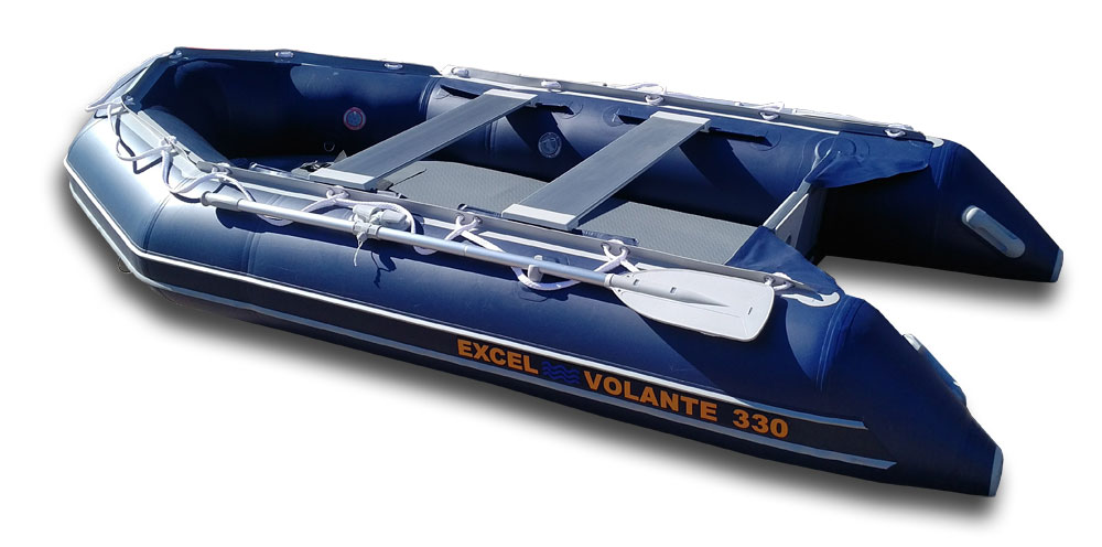 Excel VOLANTE SD330 Inflatable Boat