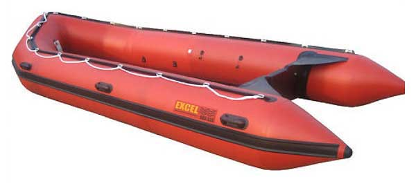 EXCEL INFLATABLE XHD535