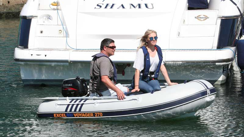Inflatable Boats Sales at Excel Inflatables  RIBs and