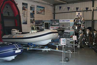 Excel Inflatable Boats - About Us Page